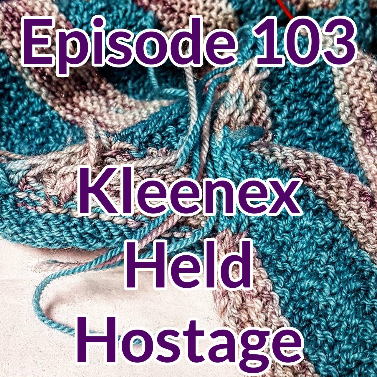 Episode 103 – Kleenex Held Hostage – Northern Knits Podcast